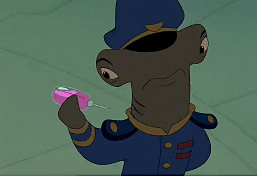 Stitch's Prison Guard