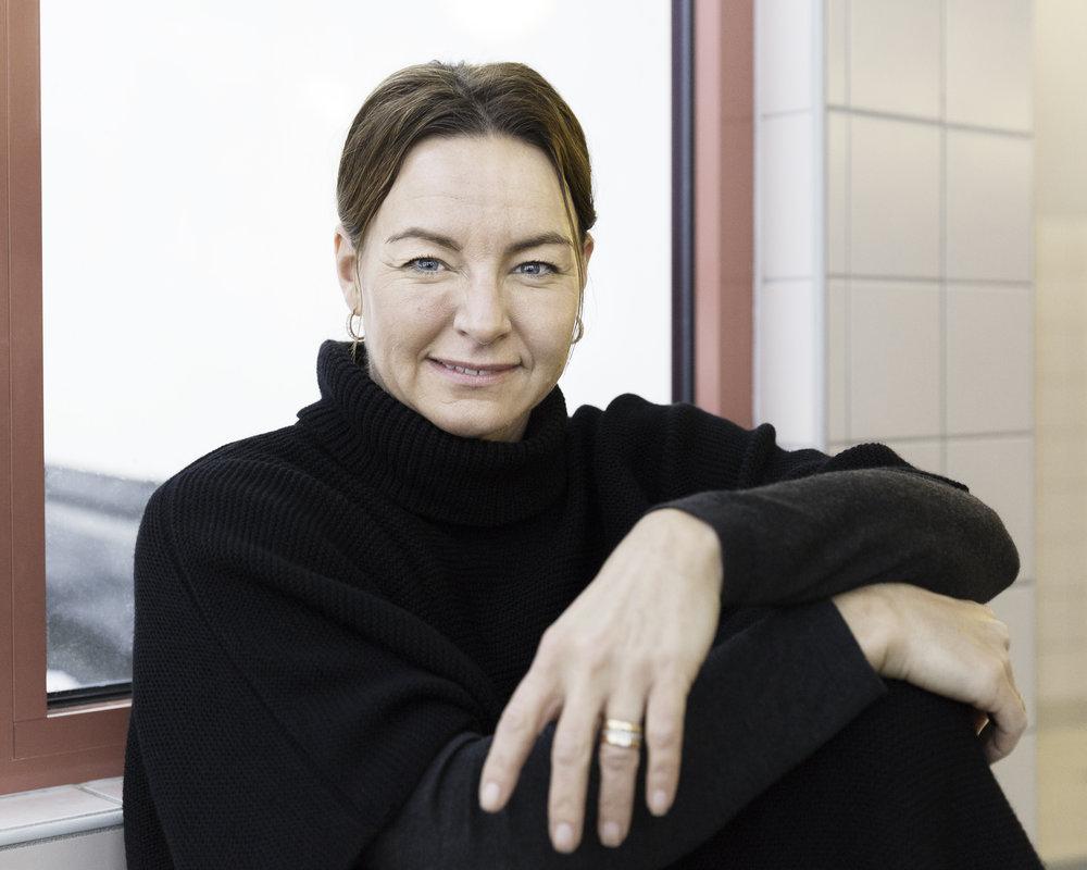 Anna Sunneborn & co på Bosön