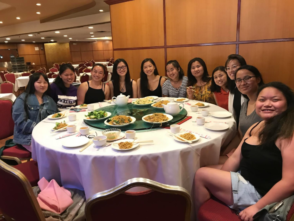 CCI Boston adoptees enjoy dim sum after the Kick-off workshop. Learn more about our past Boston events  here .