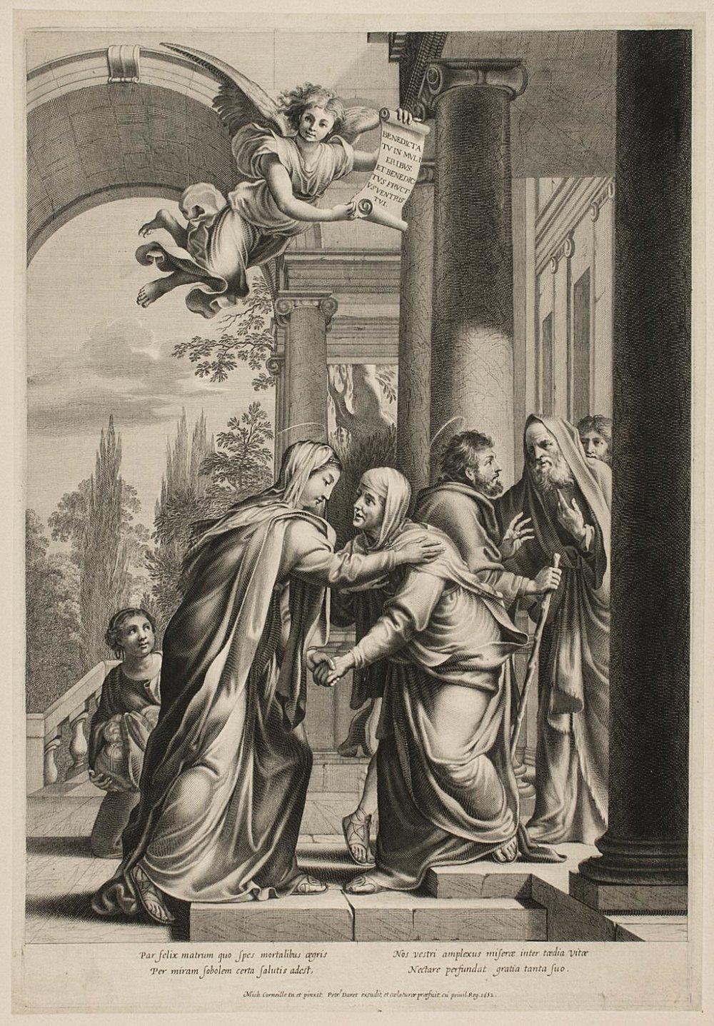 Sanctified marys virginity