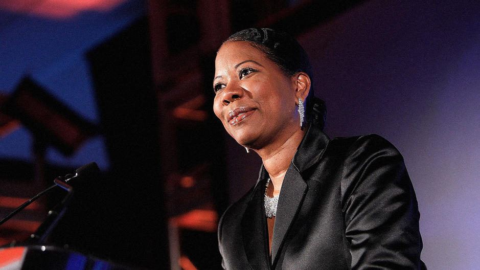 How YWCA's CEO Dara Richardson-Heron Leads By Taking On Big Challenges. -