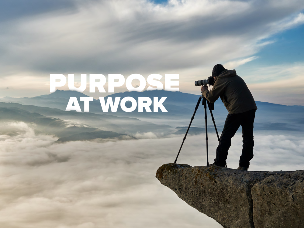 Achieve more by unlocking the power of purpose across your organisation. -