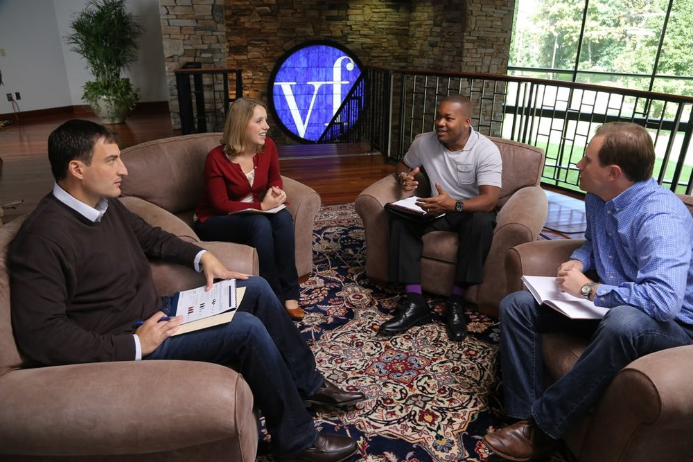 "Launching a Corporate Purpose - VF partnered with Imperative to map out a three-part, individual purpose discovery plan.The first step of this plan was to prepare the VF executive team to share how they themselves connected with the VF purpose. Each member of the executive team developed a ""personal purpose story"" to share at their Global Leadership Conference.After these stories were shared, Steve Rendle, VF Corp CEO, made a public commitment to all associates that they too would have the opportunity to discover their own sources of fulfillment and create an authentic connection to the VF purpose. To kick off that process, each member of the global leadership team was invited to take the purpose Assessment and participate in a purpose workshop."