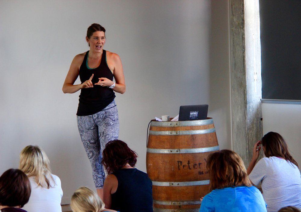 Speaking at Wellness Retreats NZ one-day urban woman's retreat on Sunday 26 February.