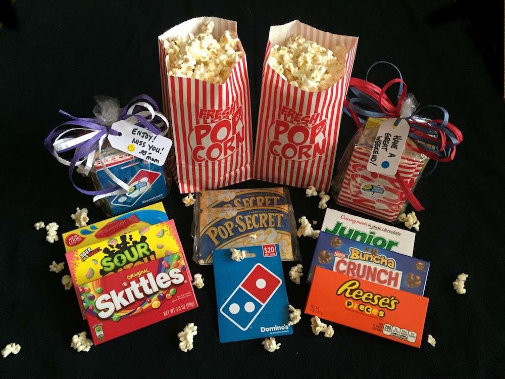 Smiles Movie Night Bundle - From $15.00