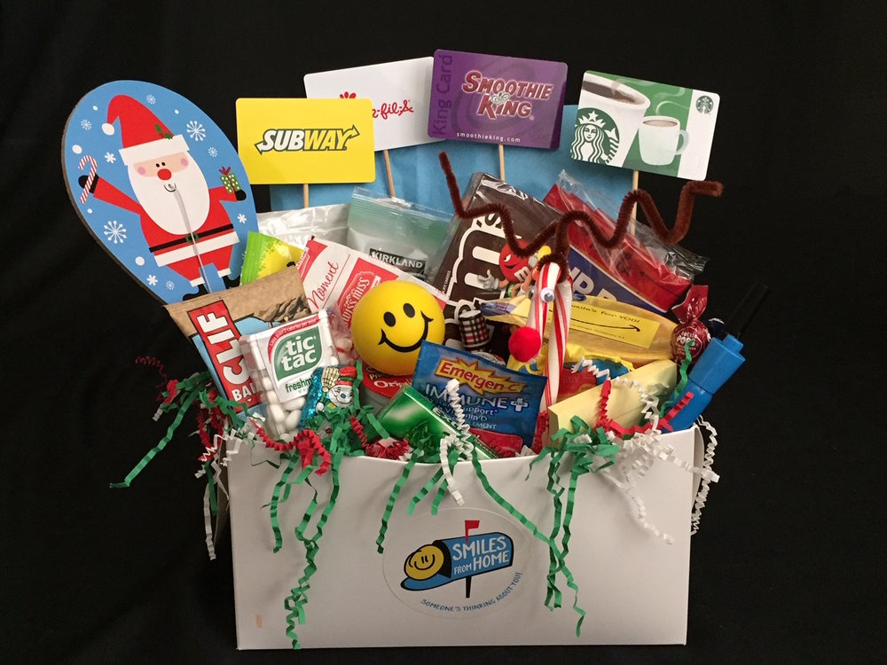 Smiles Holiday/Exam Care Package - from $38.50
