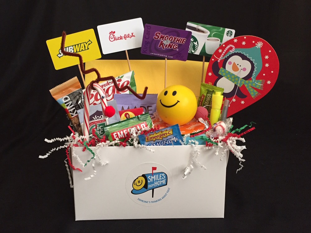 Smiles Holiday/Exam Wellness Care Package - from $43.50