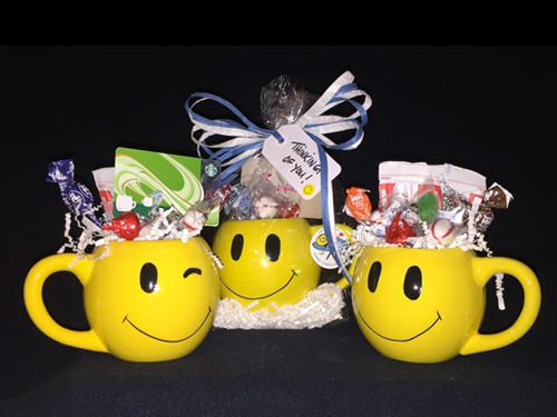 Smile Happy Face Mug - From $22.00