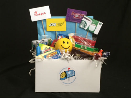 Smiles Classic Care Package - From $38.50