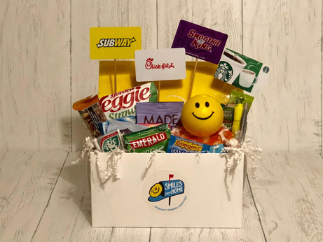Smiles Wellness Care Package - From $44.00