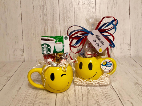 Smile Happy Face Mug - From $22.00    * SOLD OUT *