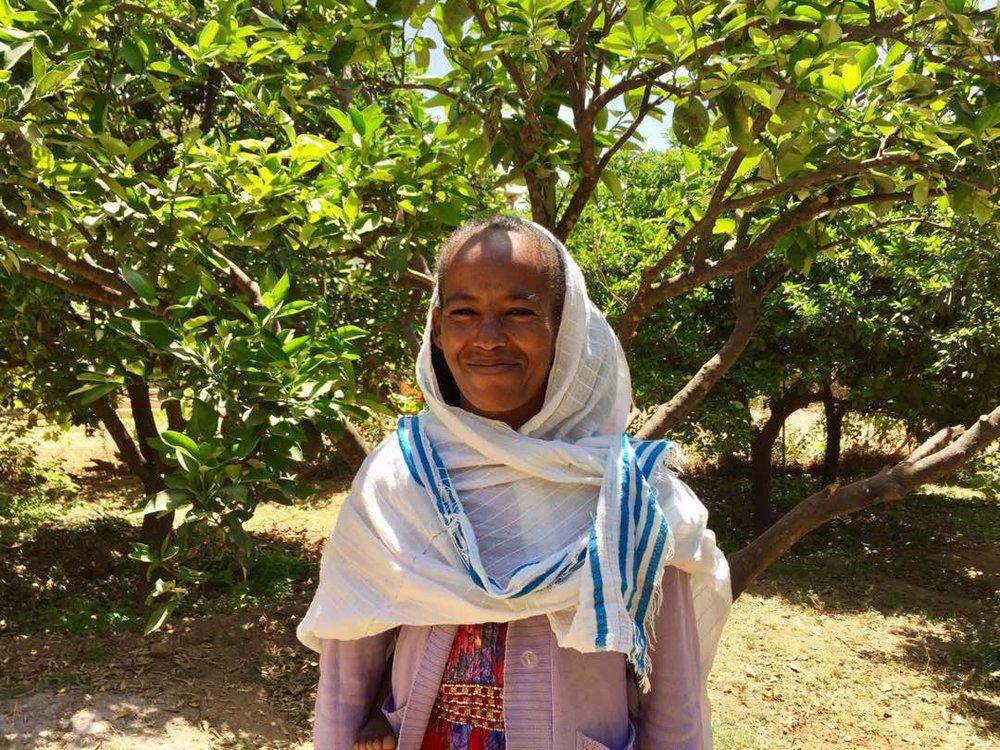 Mehret Gebrehiwet   Maternal Health Agent in Asetah