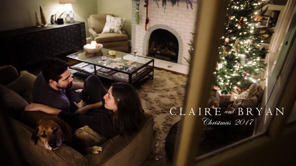 Home Movies / Atlanta, GA / Brittany Knapik Photography / Claire & Bryan