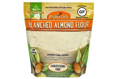 I haven't tried this brand yet, but it's got good reviews and it's a great example of a good almond flour for baking.