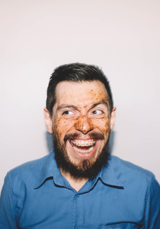 Working Class Company Facial Scrub