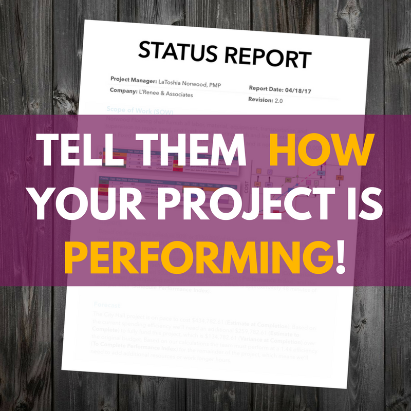 L'Renee & Associates - Project Status Report Template.png