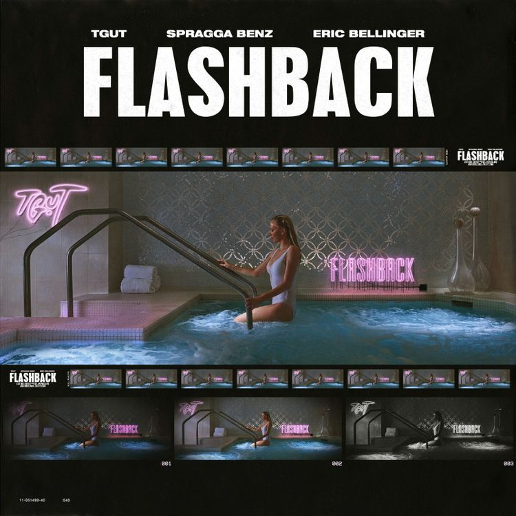 TGUT   FLASHBACK FT. ERIC BELLINGER, SPRAGGA BENZ