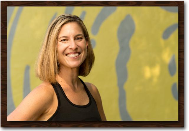 Shona MacIntyre   Pilates Instructor
