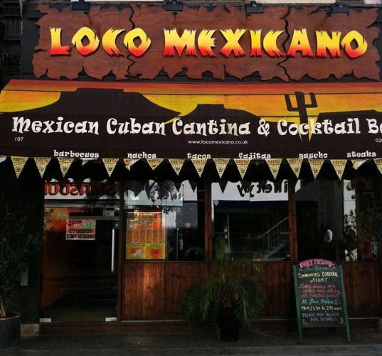 Photo courtesy of Loco Mexicano