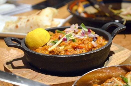 Kidney and Keema curry. Photo courtesy of BlogsbyFA