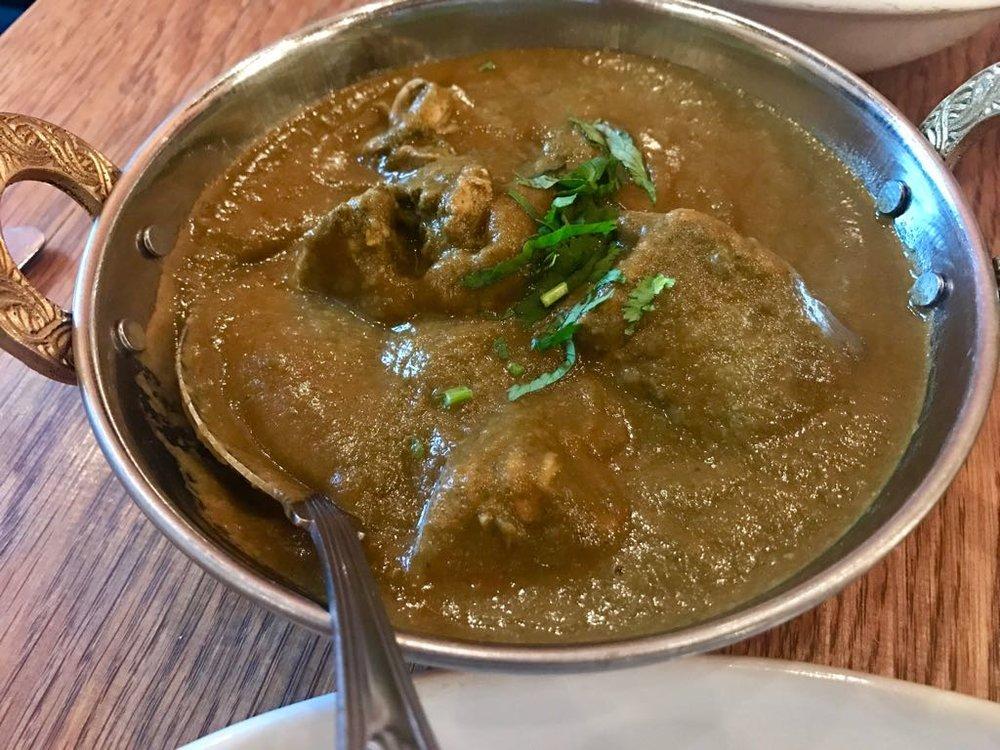 Main - Goan Chicken Cafreal £8.95
