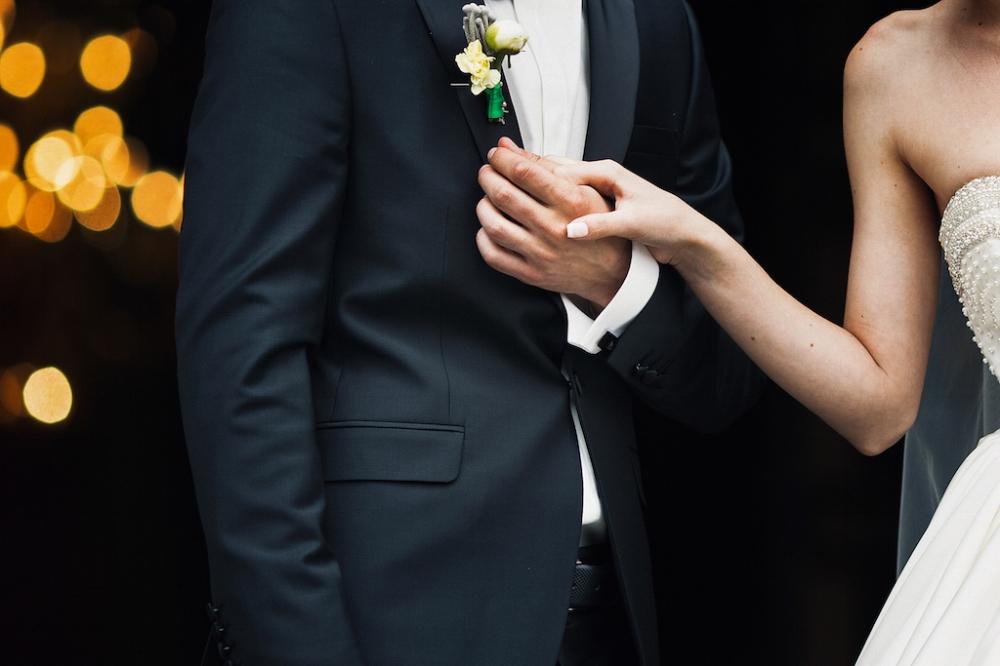 Ihr Hochzeitsanzug -