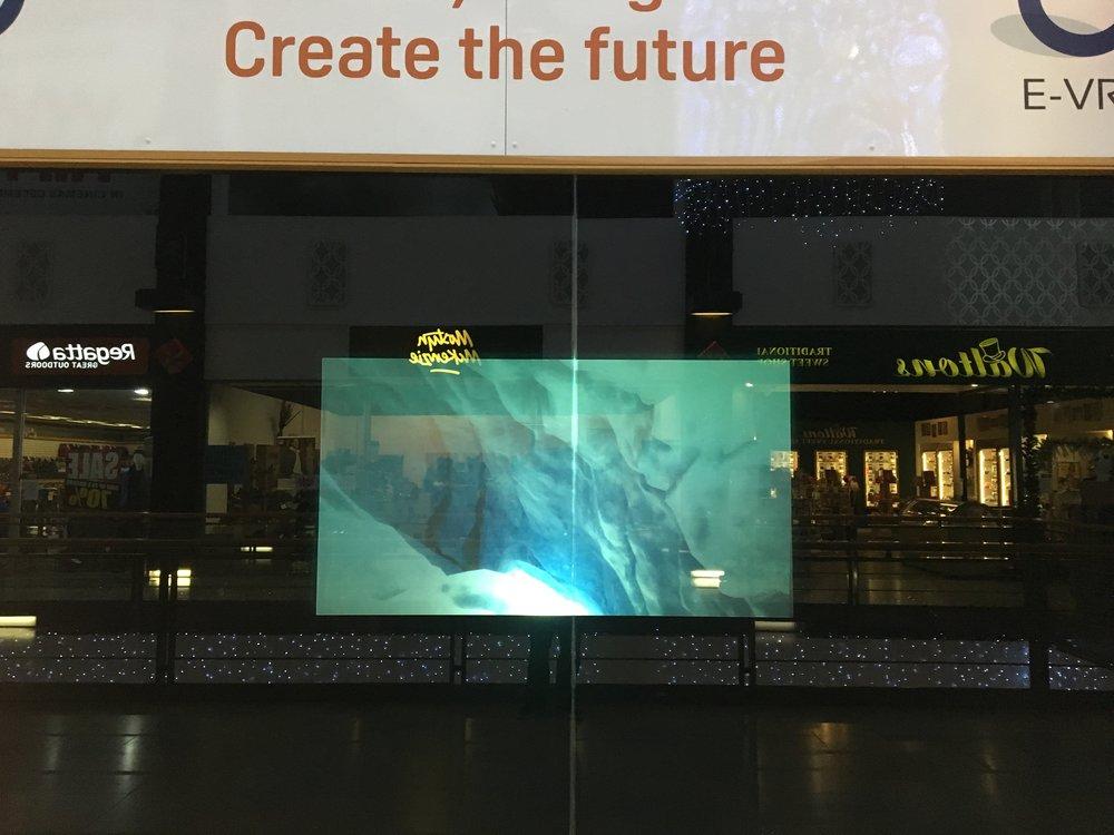 Rear Window Projections