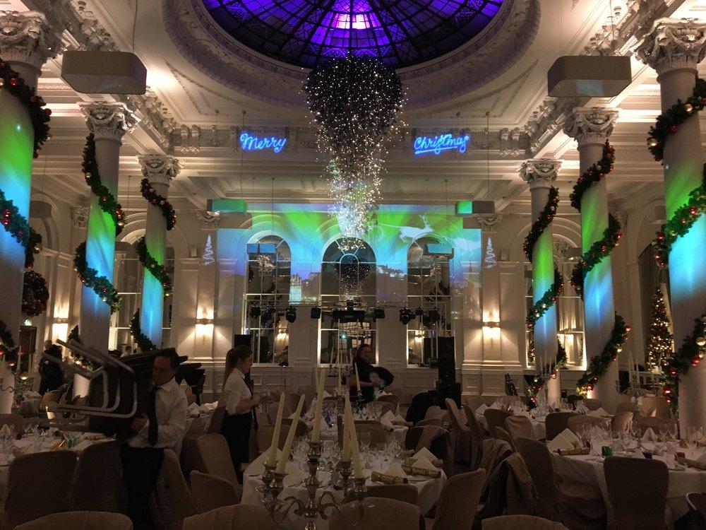 Principal Hotel Christmas Events