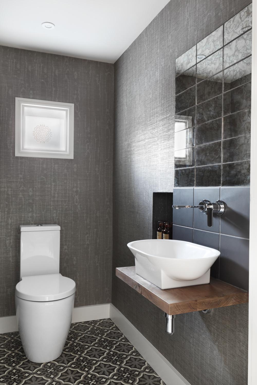 Luxury design bathrooms, toilets and powder rooms — Amelia Pearson ...
