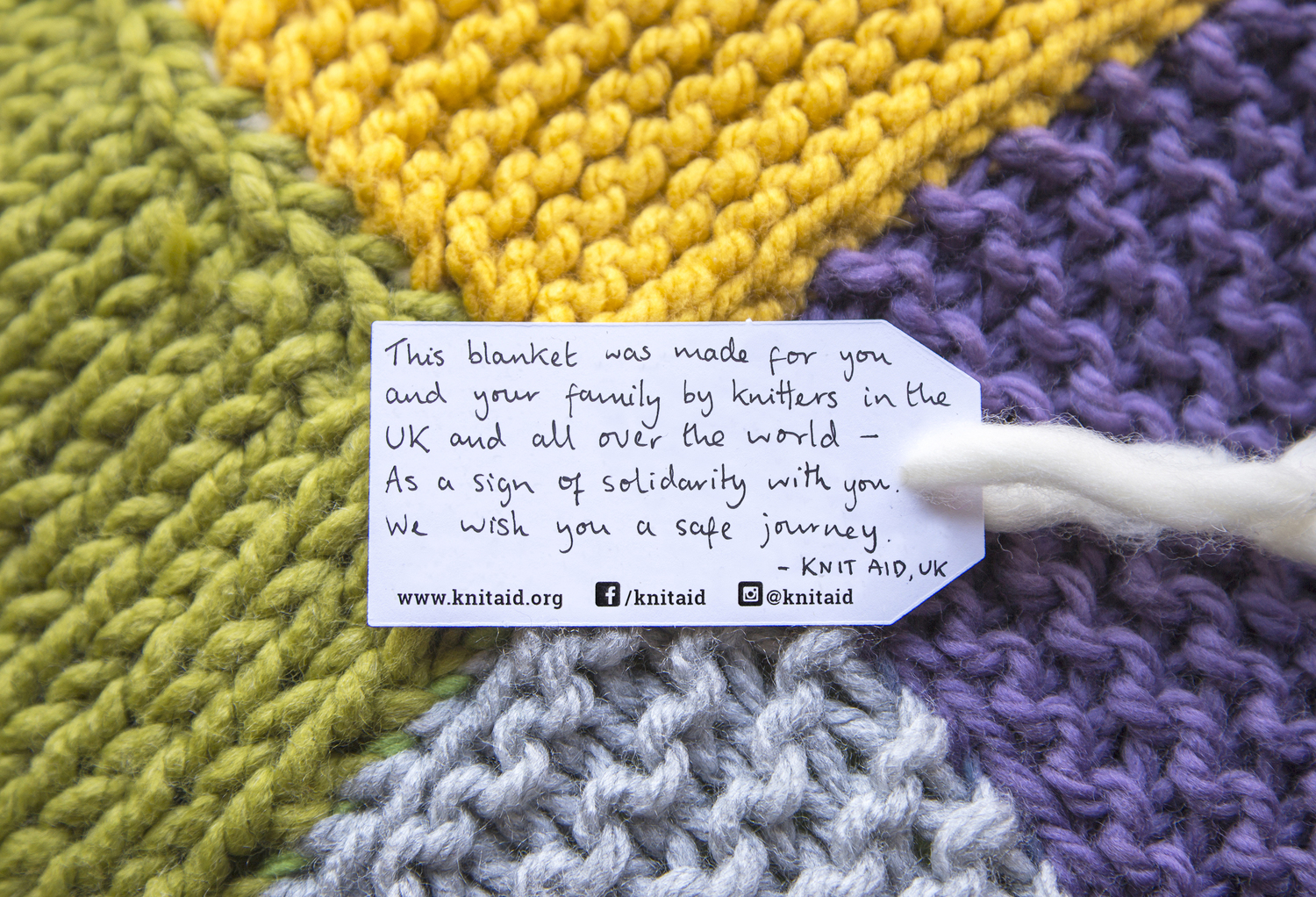 About Knit Aid