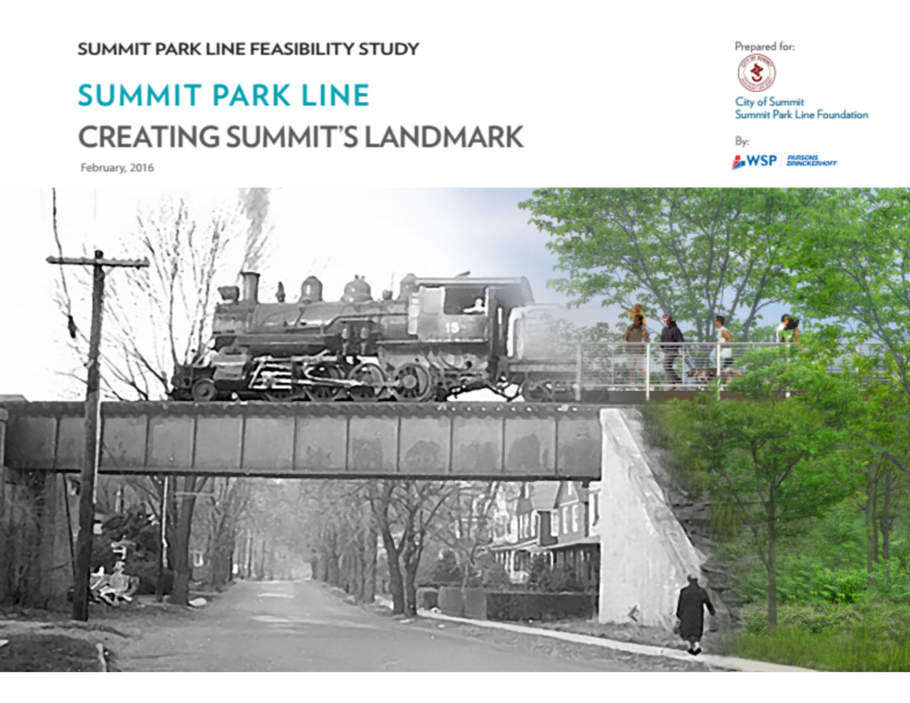 To view the Summit Park Line feasibility study, click on the photo above.
