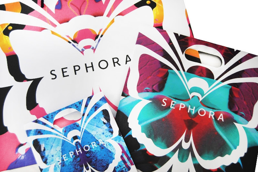 Sephora Butterfly Campaign