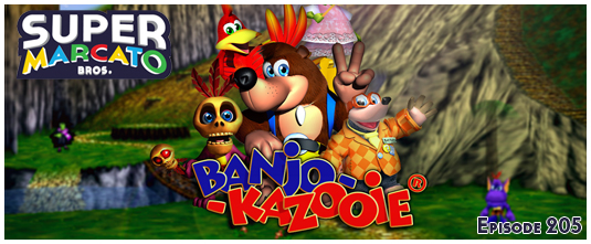 Episode 205: Banjo Kazooie (Live from MAGFest) — Super