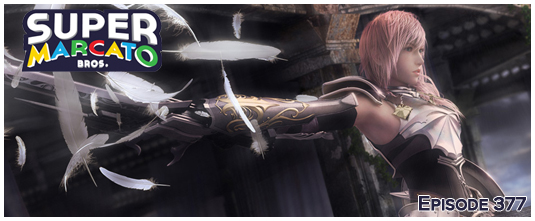 Episode 377: Final Fantasy XIII-2 — Super Marcato Bros