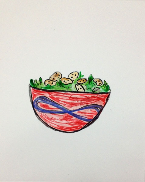 Classic Cookie Salad
