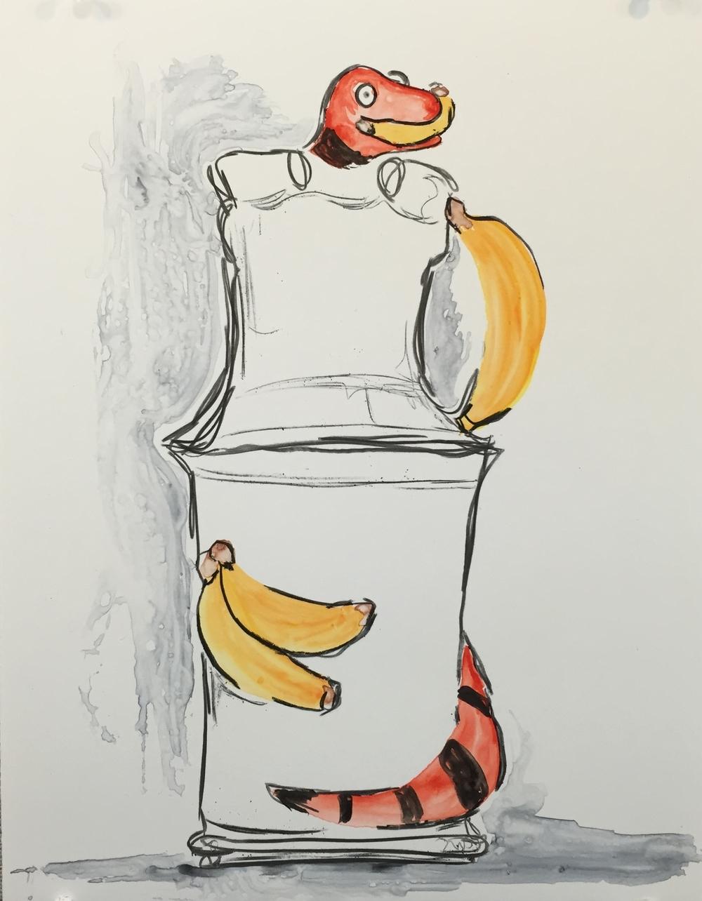 Banana Snake