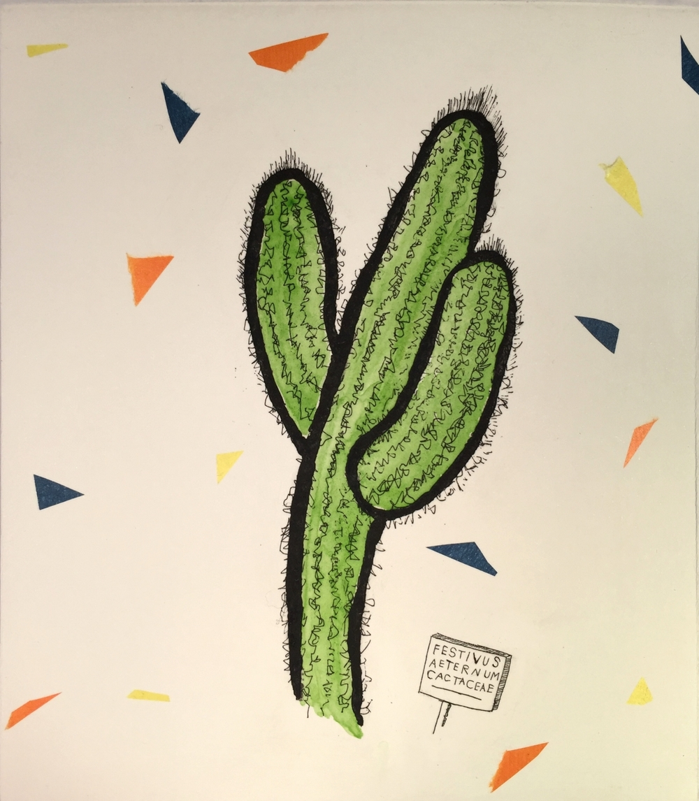 Party Cactus