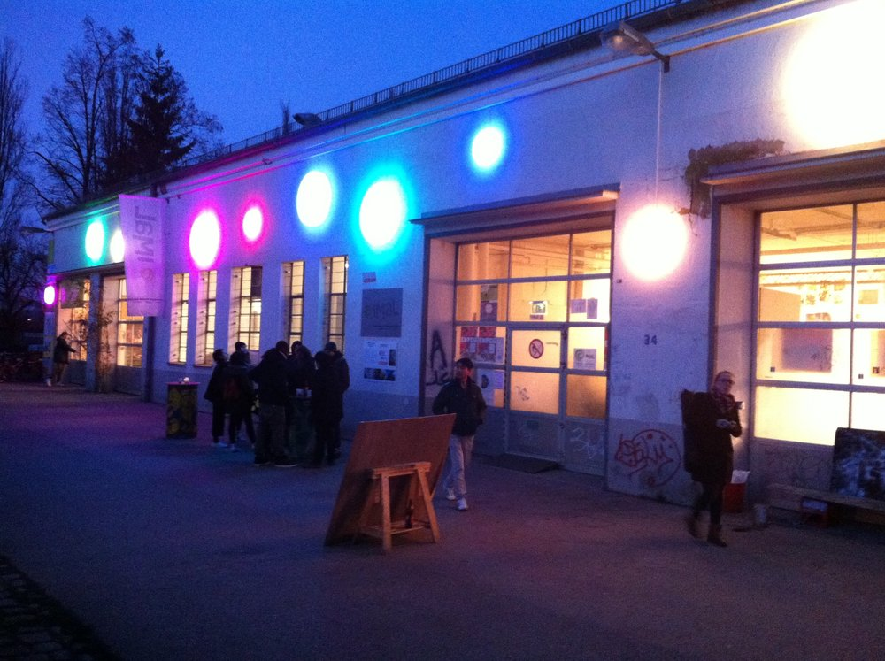 IMAL - International Munich Art Lab
