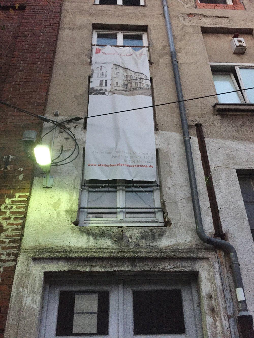 Atelierhaus Dachauer Straße e.V.