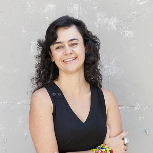Guía   Noelia Coll  Co-founder de  SpinmeetS  y  Espai DISAT  + Secretaria de  Reset Spain