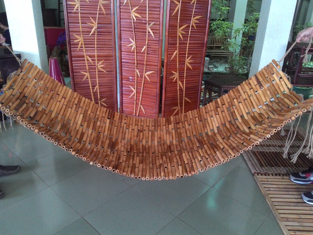 Single Bammock - Bamboo Hammock