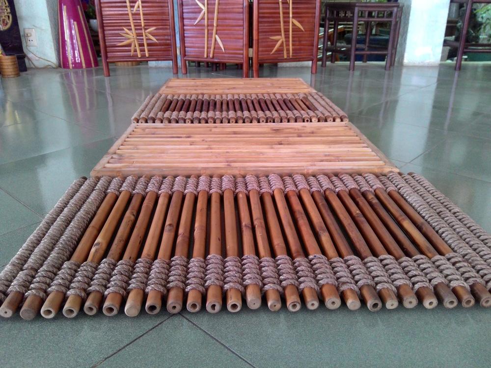 Bamboo Floor Mats