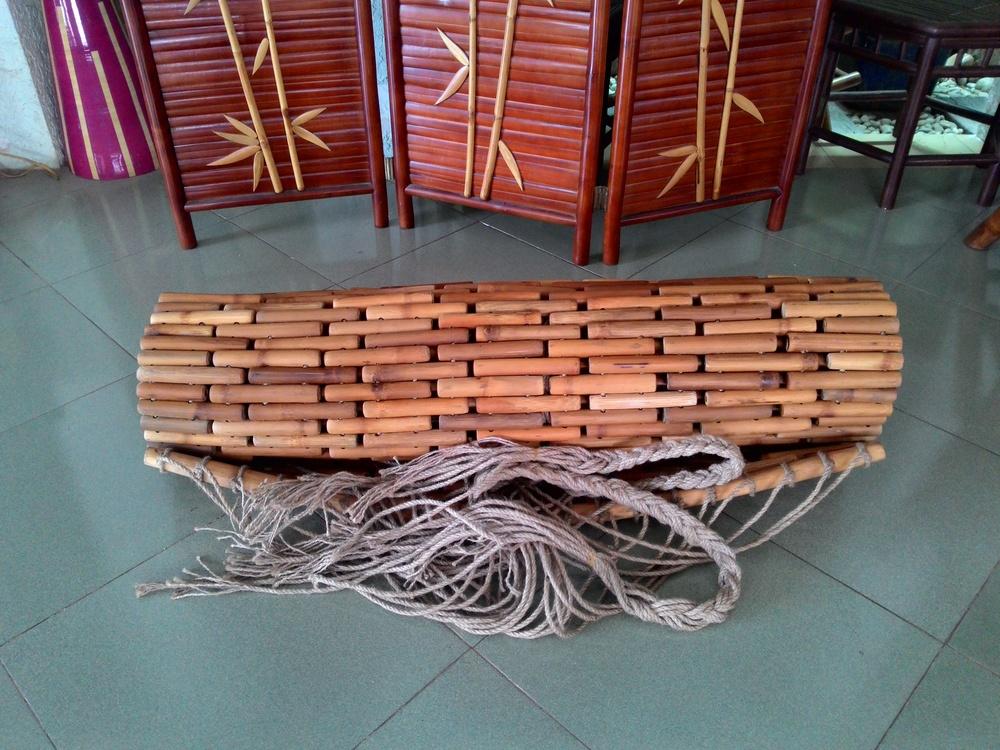 The Bamboo Hammock - The Bammock
