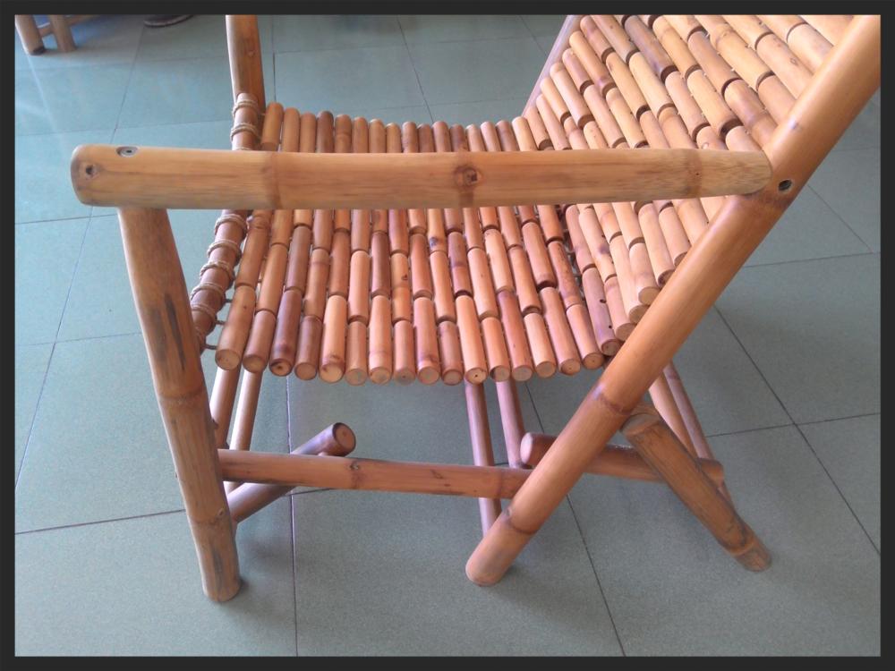 Bamboo Bammock Style Seat