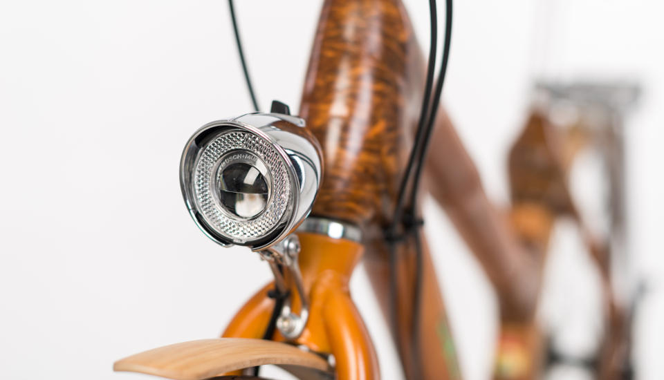 BAMBOO BICYCLES -