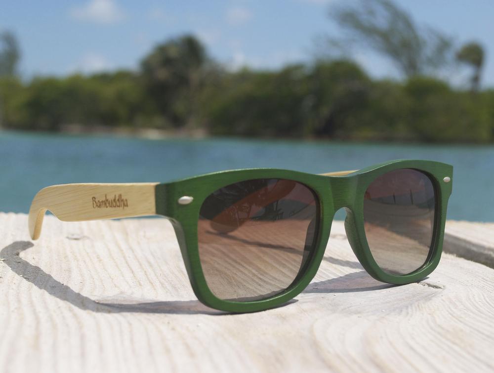 Bamboo Sunglasses - Buddhi Bud