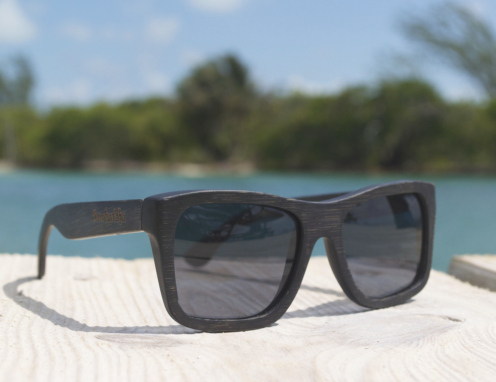 Bamboo Sunglasses -Moonshyne