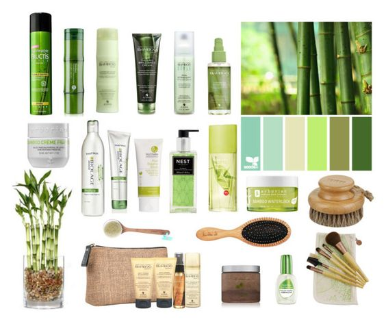 BAMBOO BEAUTY PRODUCTS -