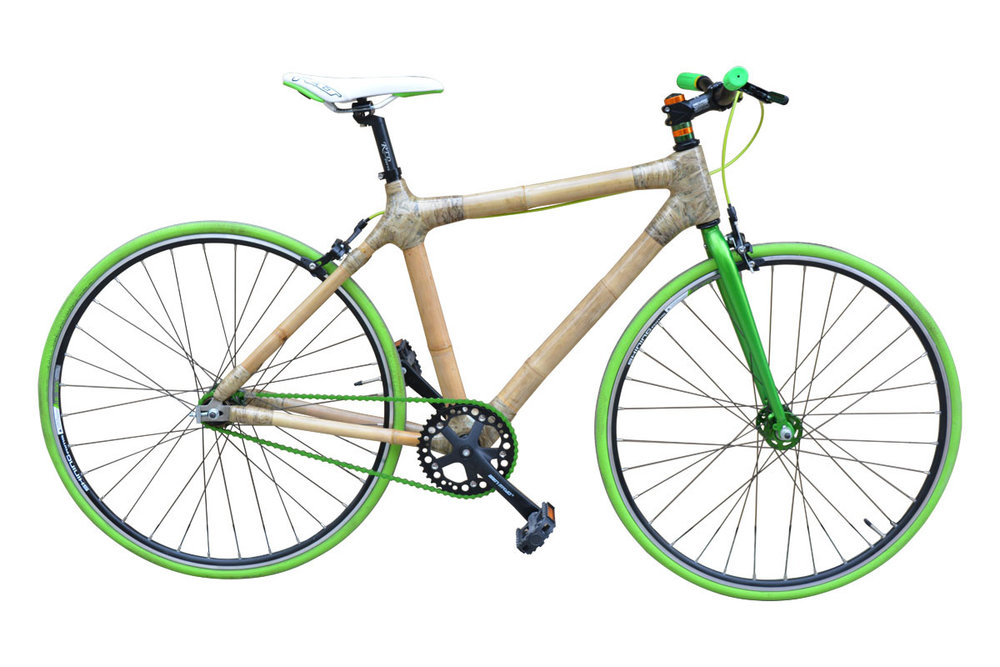 Bamboo Bicycles - Largest Collection of Bamboo Bikes — The Bamboo ...