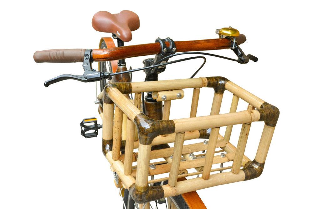 Bamboo Classical Bike